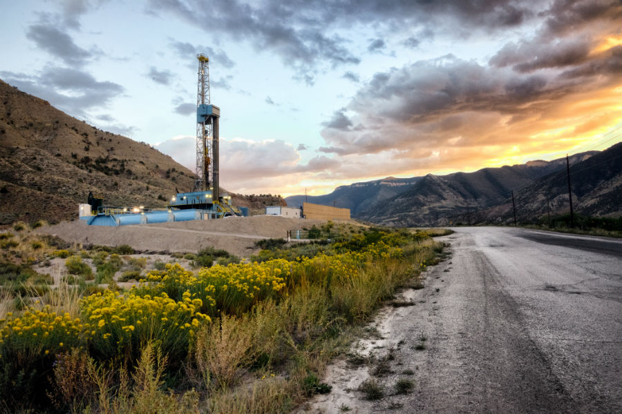 The Concept Of Fracking Natural Gas