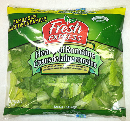 Image Result For Romaine Recall