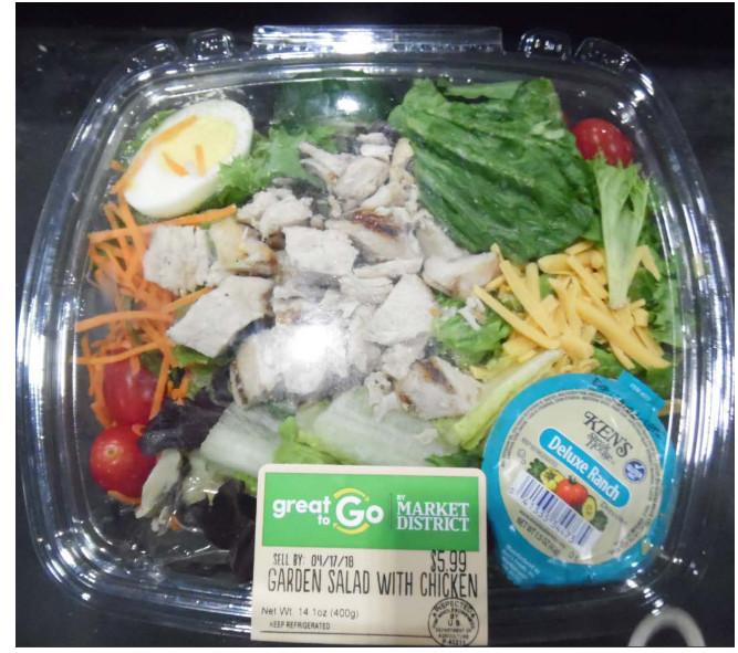 Salad Recalls
