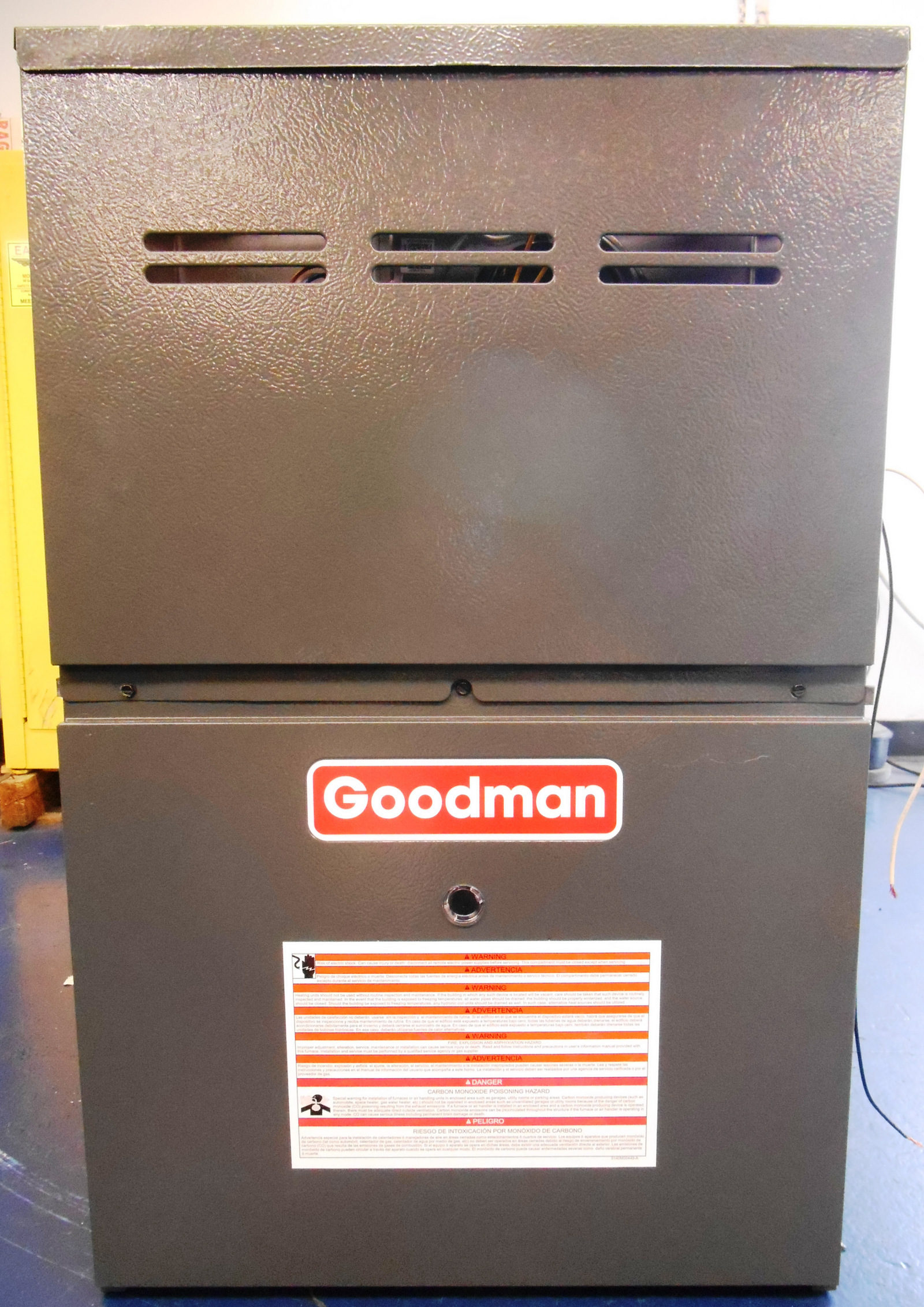 Goodman Recalls Gas Fired Furnaces