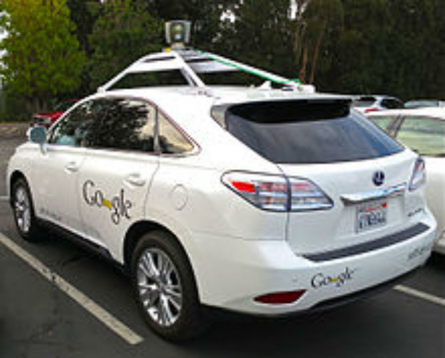 Google's self-driving car involved in accident