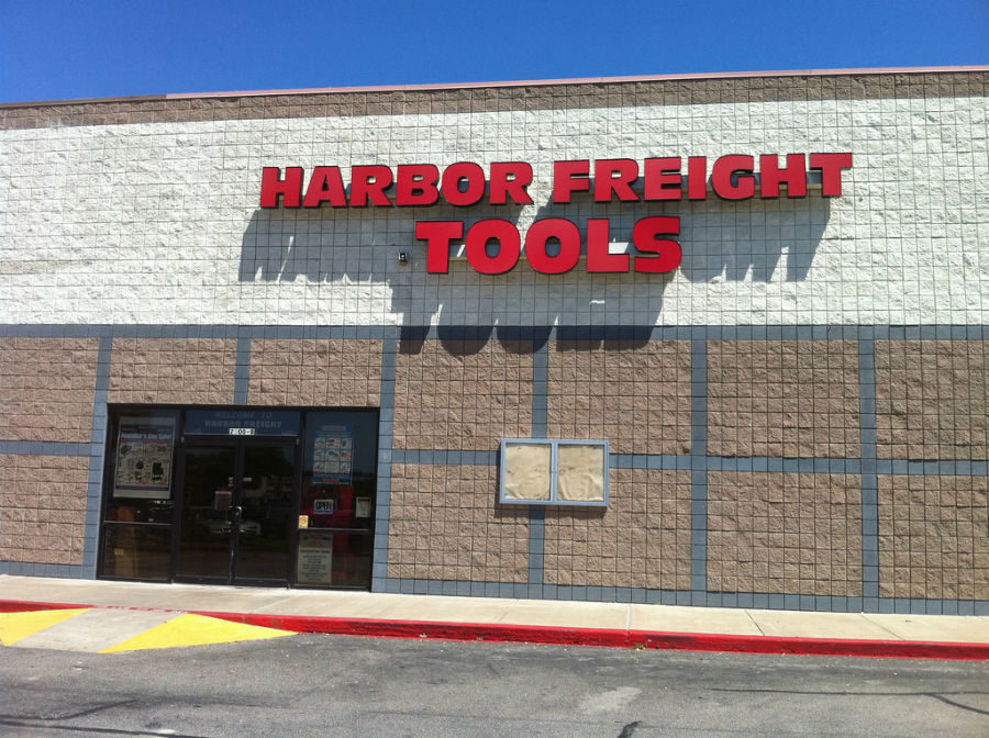 Harbor Freight settles class action over misleading sales