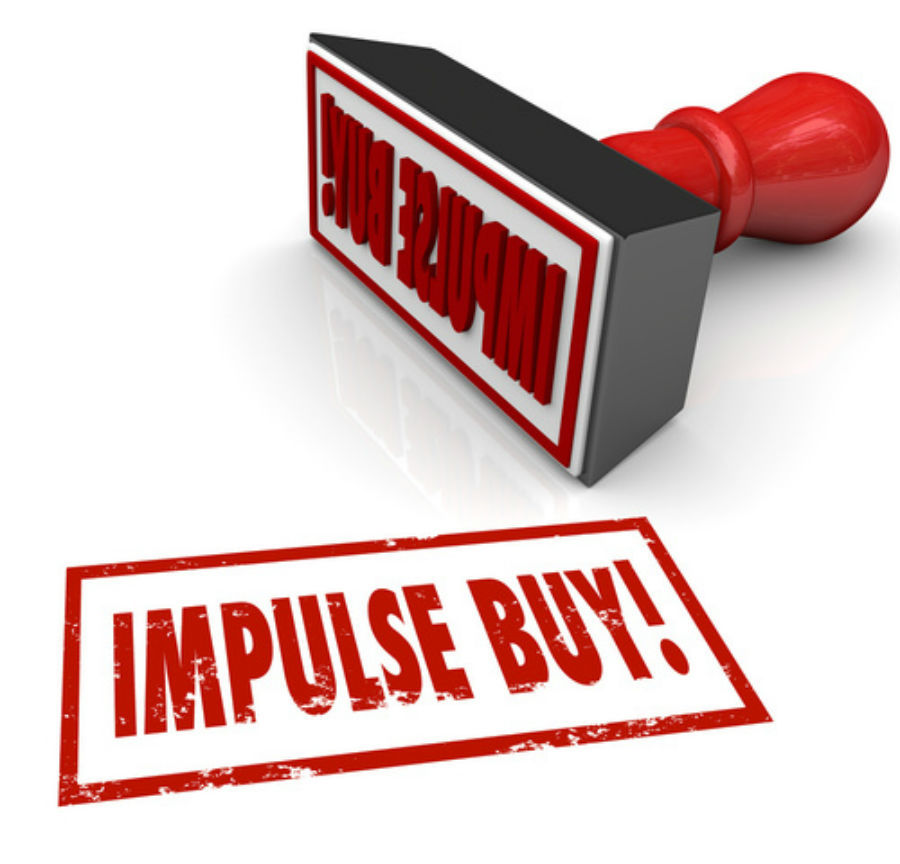 Buy: Study: Consumers Spend Millions On Impulse Buys