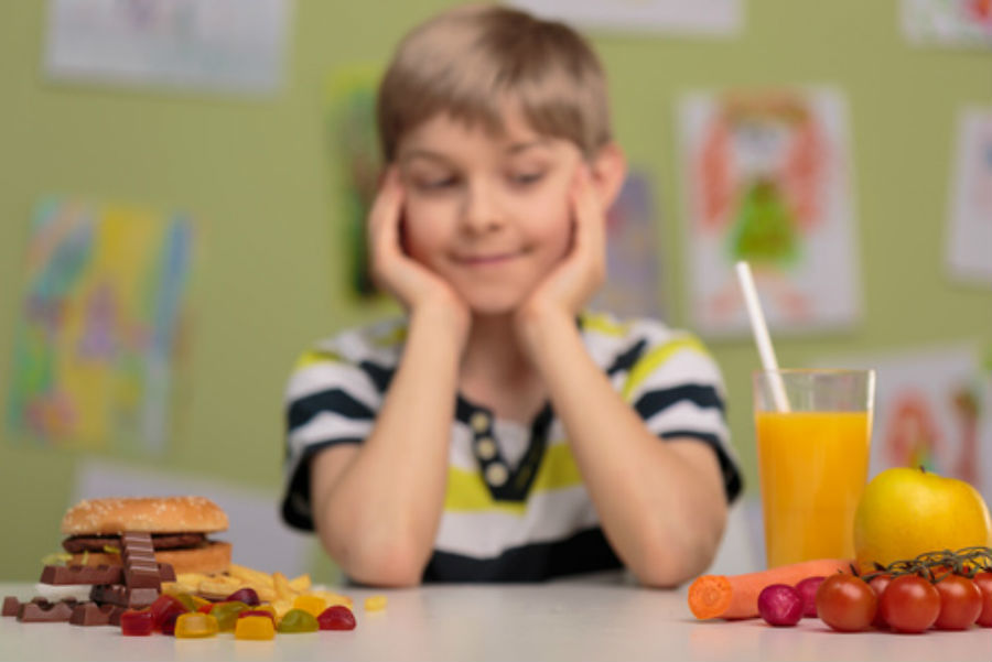 How To Get Child To Eat New Foods