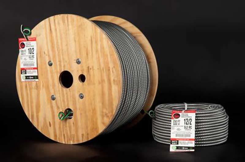 united copper recalls metal clad cables. Black Bedroom Furniture Sets. Home Design Ideas