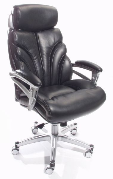 True Innovations Is Recalling About 8,400 Realspace Soho Prestigio  High Back Leather Chairs.