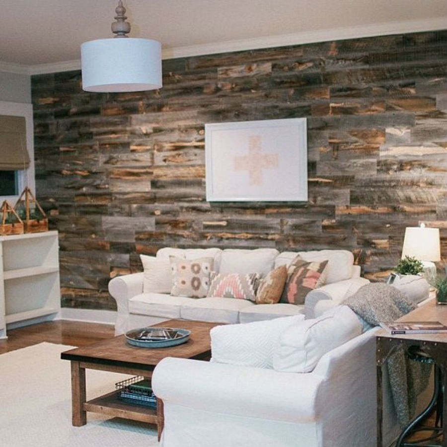 Wood Accent Wall Bedroom Ideas: Can You Create A Reclaimed Wood Accent Wall In Under An Hour?