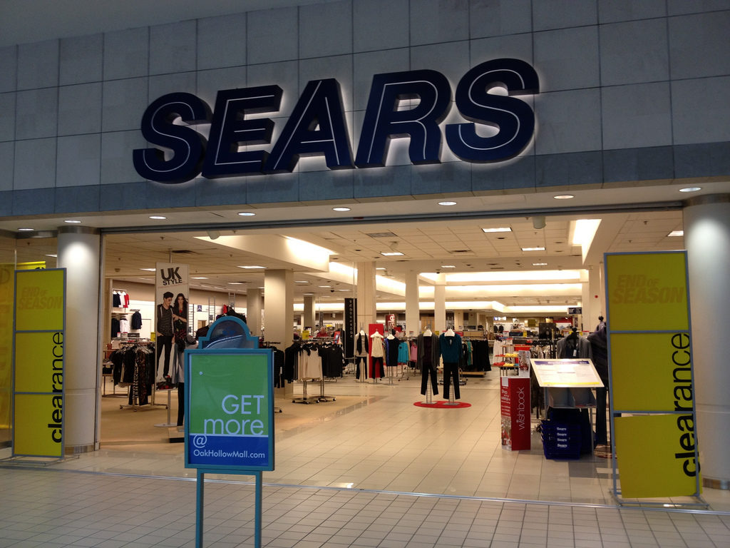 Sears Opens One New Store But Closes 20 More