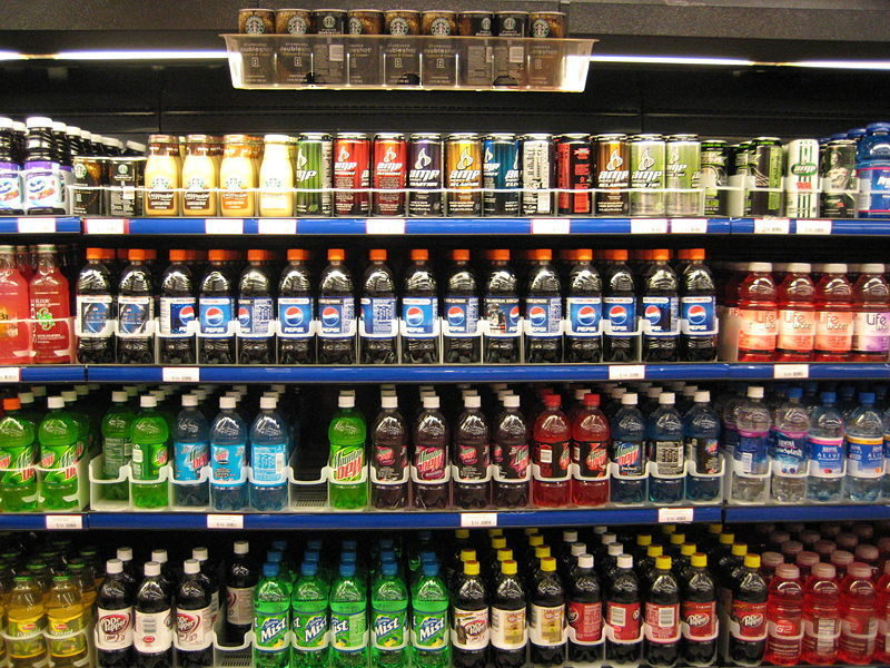 Should sweets and fizzy drinks be banned at school?