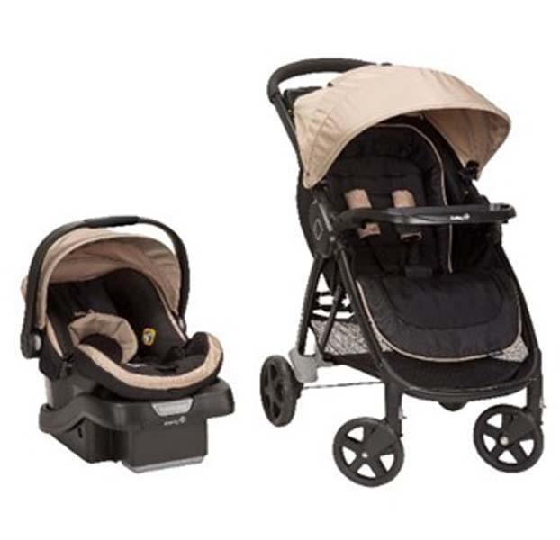 Infant Carrier Recalls