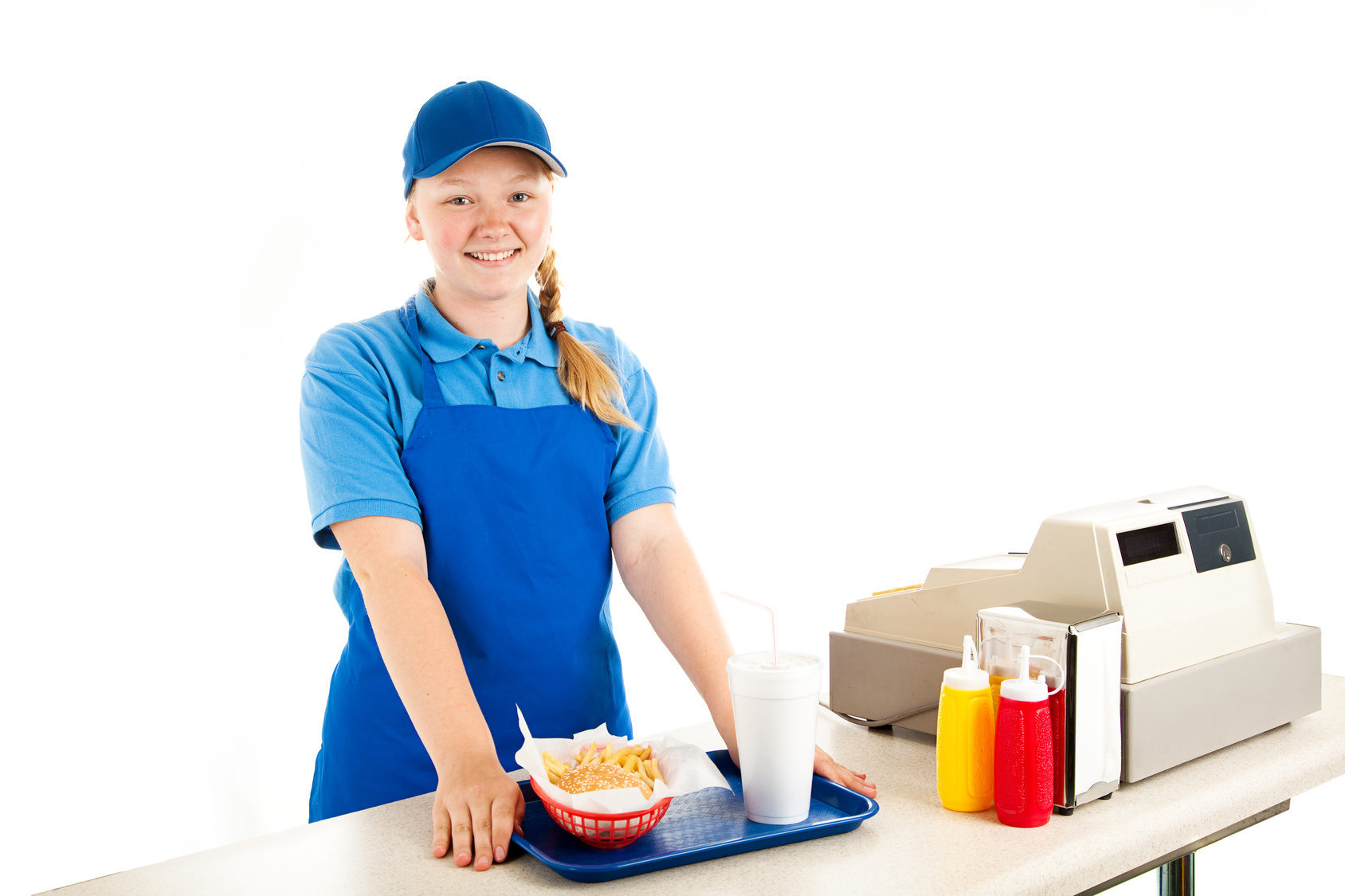 Customer Service Officer Fast Food