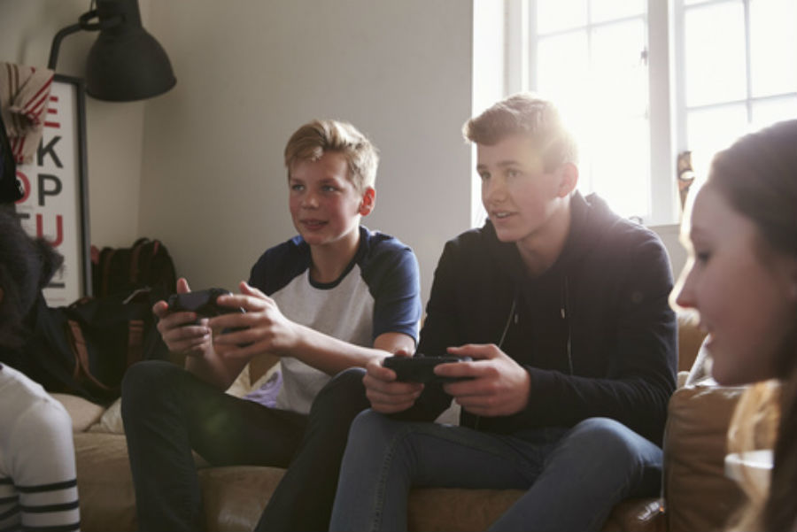 Online Gaming Leads To Better Academic Performance Study