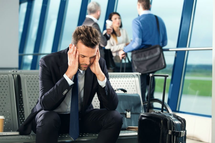 Health Risks May Be Greater For Business Travelers