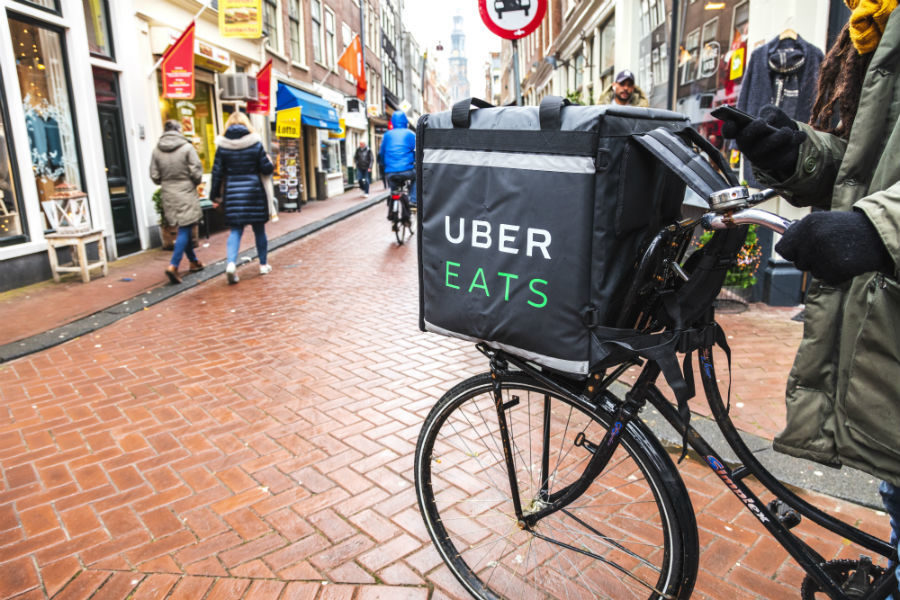 Uber Eats introduces variable booking fees