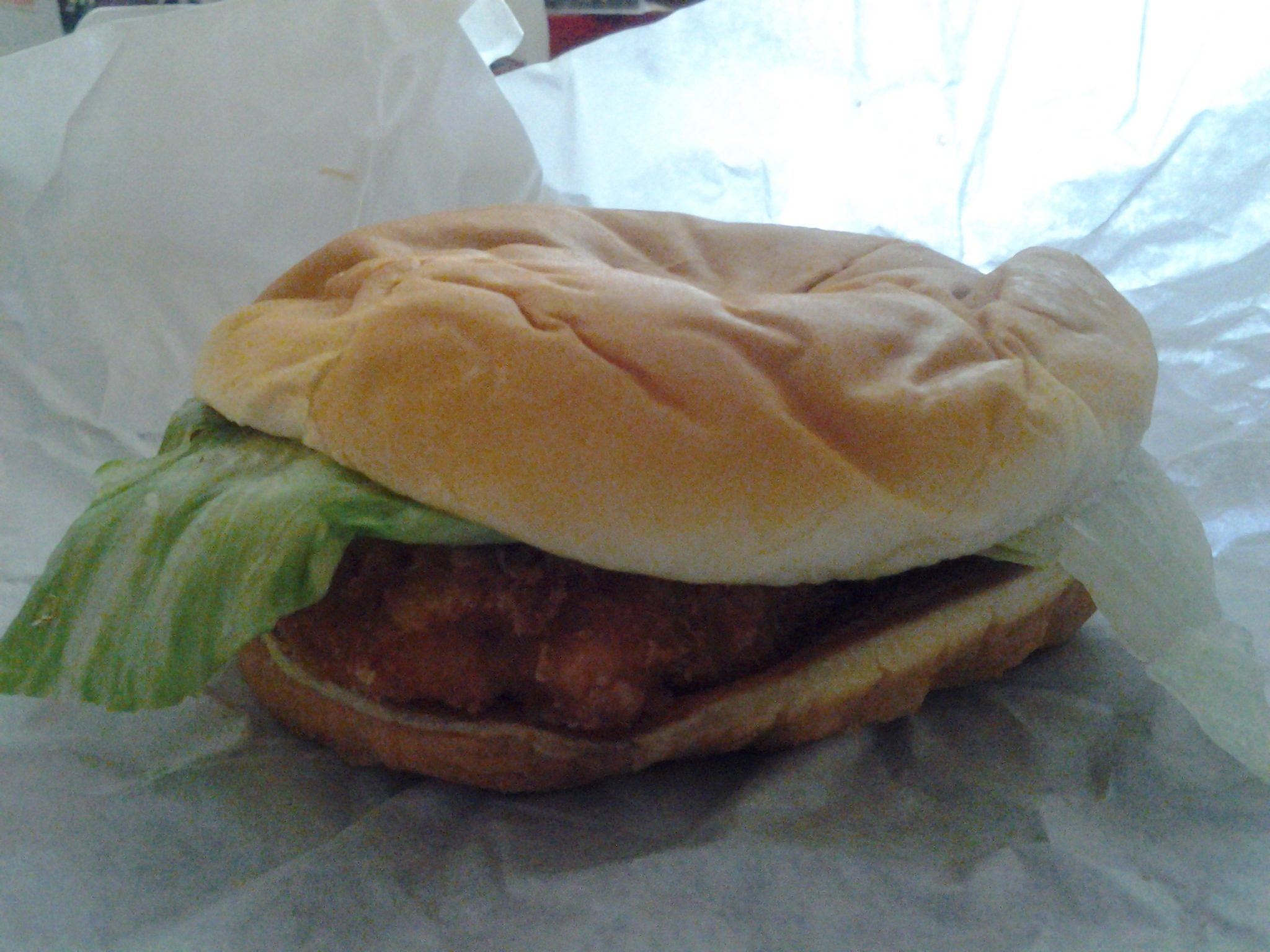 In search of the best fast food fish sandwich for Wendy s fish sandwich