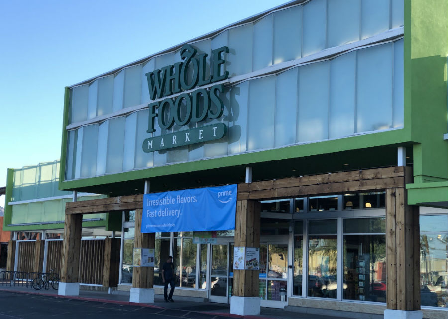 Amazon launches Whole Foods delivery in 10 more cities
