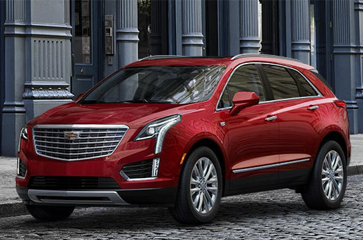 General Motors Recalls Cadillac Xt5s And Gmc Acadias