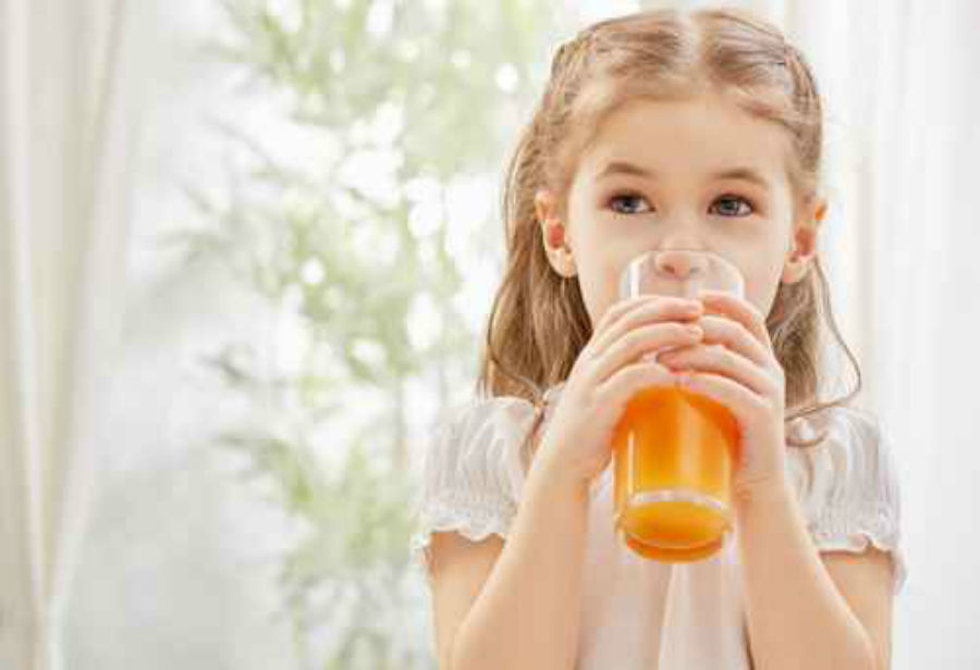 Its Not Just About Health Care >> How much fruit juice should your child be allowed?