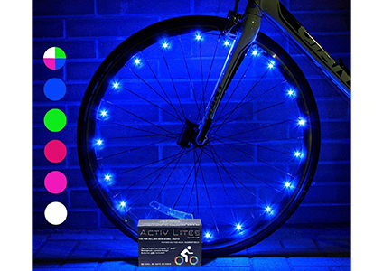 activ life led wheel lights