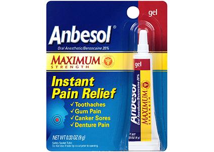 anbesol oral gel