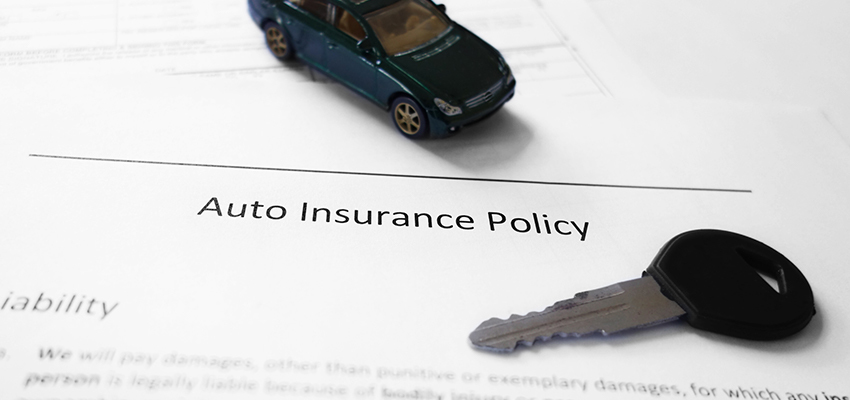 auto insurance documents
