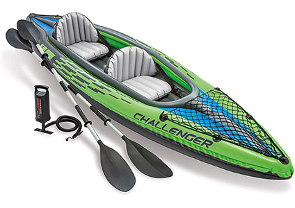 bargain inflatable kayak
