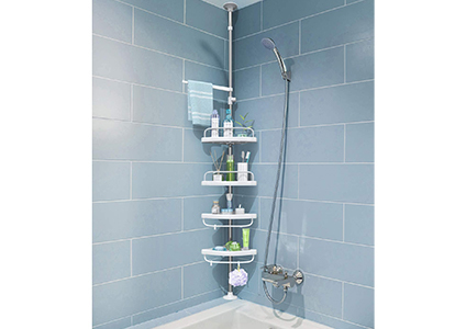 bath and shower organizer