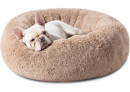bedsure calming bed for dogs