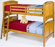 Luxury Big Lots Stores Inc is recalling about wooden bunk beds The mattress support slats and side support railings can break posing a risk of the bunk
