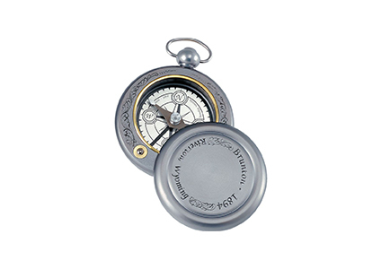 brunton vintage pocket compass