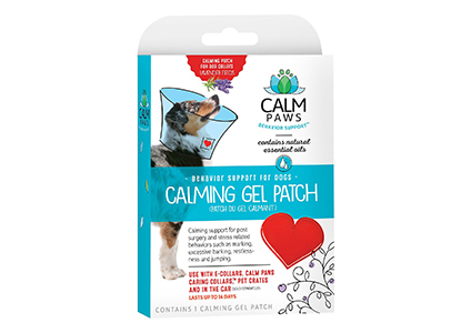 calming gel patch