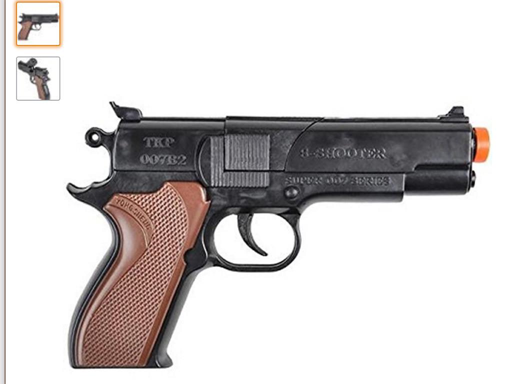 New York Orders A Halt To Illegal Toy Gun Sales On Amazon