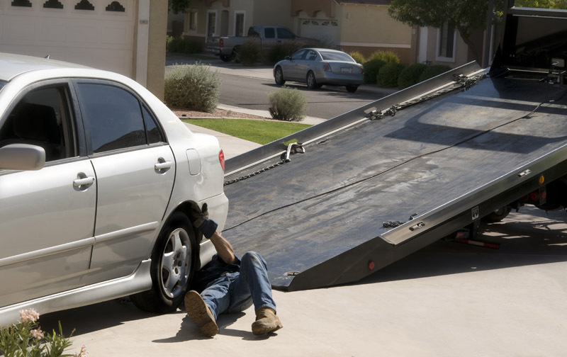 How To Get Your Car Back From Repo In California