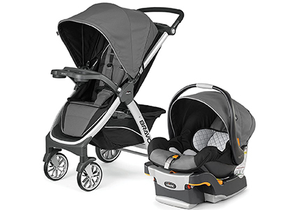 chicco travel set