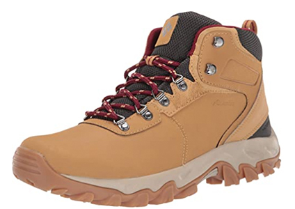columbia men hiking boot