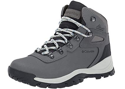 columbia women hiking boot