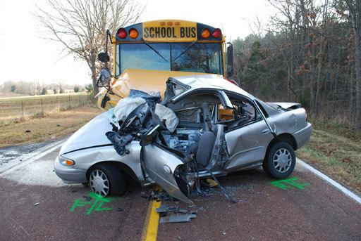 Car Wrecks: Traffic Fatalities Rise In 2012