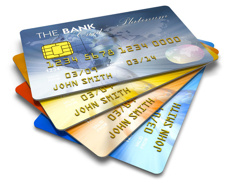 What are some typical credit card refund policies?