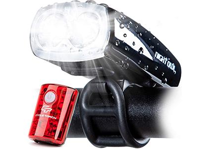 cycle torch bike light