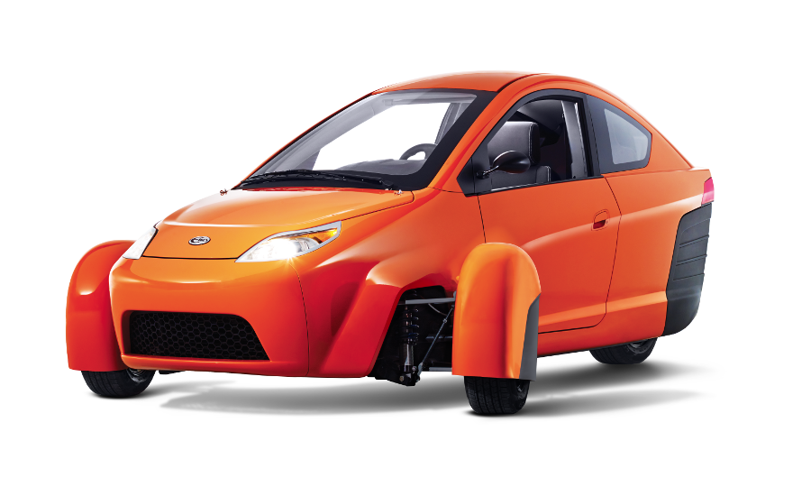 Who needs four wheels the elio rolls along on three for General motors shreveport jobs
