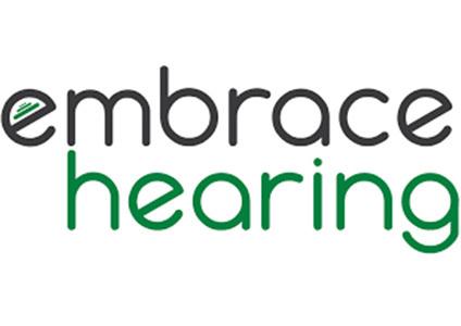 embrace hearing logo