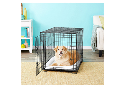 frisco dog crate