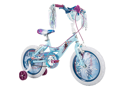 frozen 2 bike