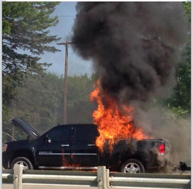 GM truck owners fired up as flames consume their vehicles