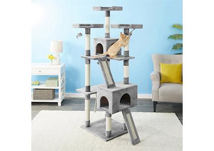 hi-rise cat condo