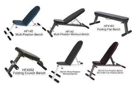 Hoist Benches