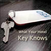 Hotel Key Cards: Identity Theft Risk or Not?