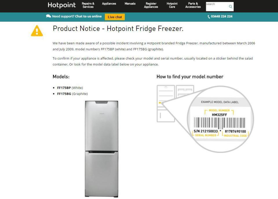 Whirlpool refrigerator blamed for london fire that killed 79 publicscrutiny Choice Image