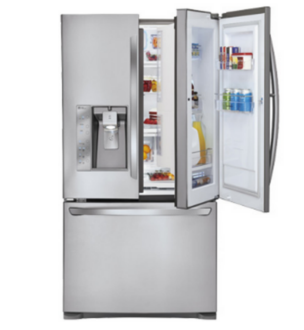New Refrigerators Have More Features And Doors