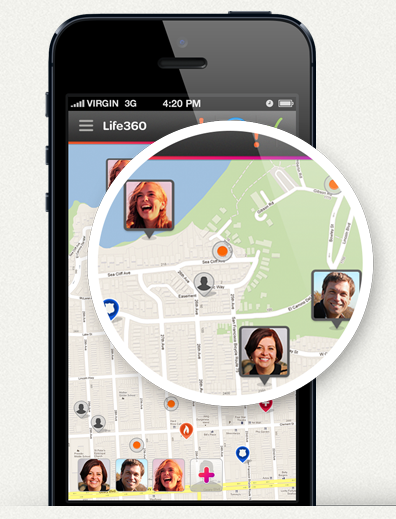 Life360: A modern way to check-in on your family members